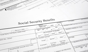 Social Security Forms
